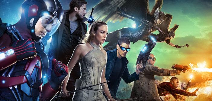"""Νέο Trailer Απο Το """"DC's Legends of Tomorrow"""""""