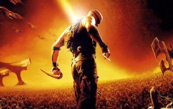 """Το """"Riddick"""" Στην Τηλεόραση"""