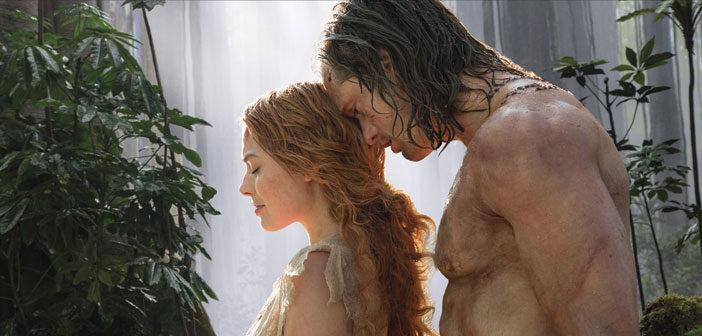 """Πρώτη Ματιά: """"The Legend of Tarzan"""" Του David Yates"""