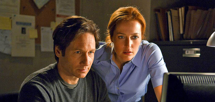 "Promo 20 Λεπτών Για Την Επιστροφή Του ""The X-Files"""