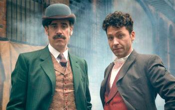 """Πρώτο Trailer Απο Το """"Houdini & Doyle"""""""