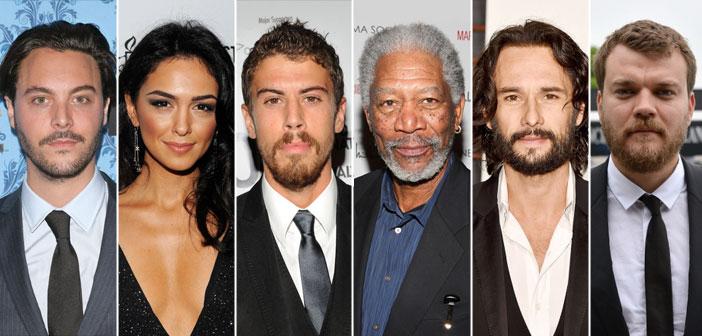 Οι πρωταγωνιστες της ταινίας Ben-Hur