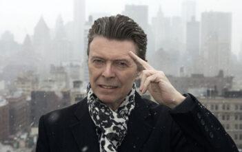 David Bowie [1947-2016]