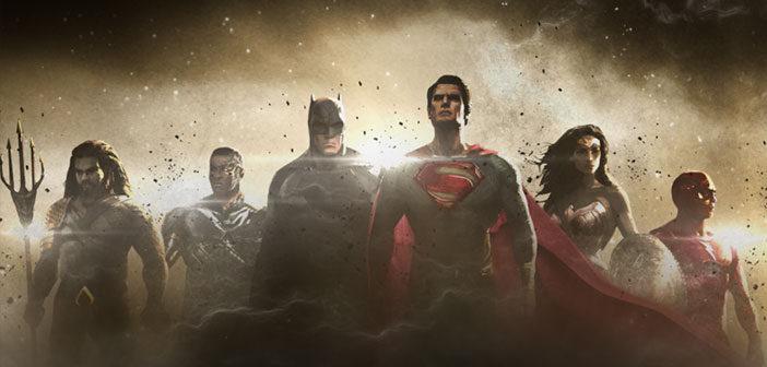 Τα Κινηματογραφικά Σχέδια Της DC Comics