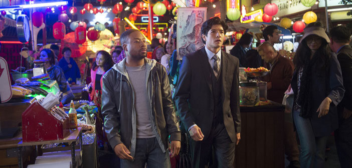 """Πρώτο trailer απο την τηλεοπτικη σειρα """"Rush Hour"""""""