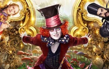 """Νέο Trailer Απο Το """"Alice Through the Looking Glass"""""""