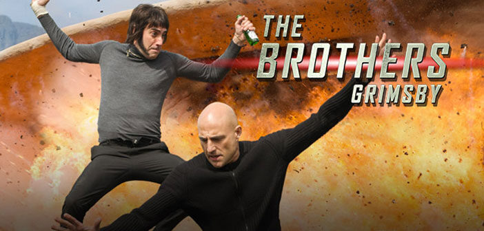"""The Brothers Grimsby"""