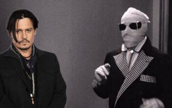 """Ο Johnny Depp Στο """"The Invisible Man"""""""