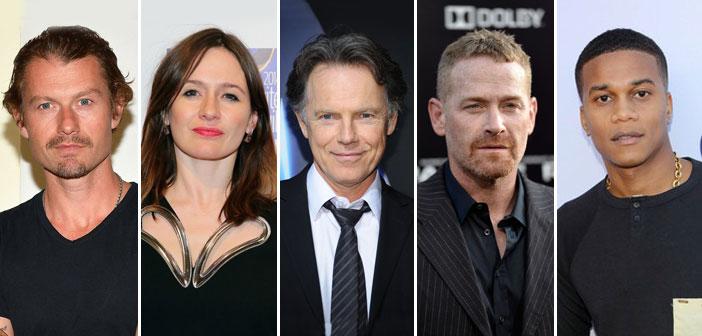 James Badge Dale, Emily Mortimer, Bruce Greenwood, Max Martin, Cory Hardrict.
