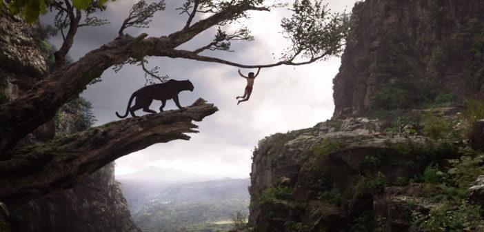 """Νέο Trailer Απο Το """"The Jungle Book"""""""