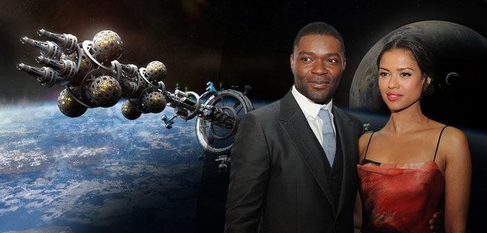 "David Oyelowo Και Gugu Mbatha-Raw Στο ""God Particle"""