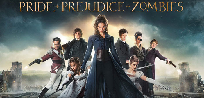 """Pride and Prejudice and Zombies"""