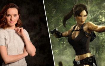 Η Daisy Ridley Θα Είναι Η Νέα Lara Croft?