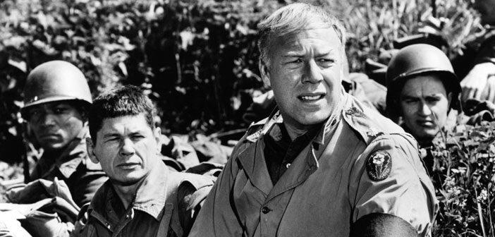 George Kennedy [1925-2016] R.I.P