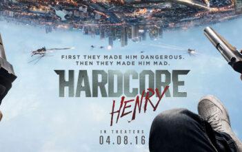 """Νέο Καταιγιστικό Trailer Απο Το """"Hardcore Henry"""""""