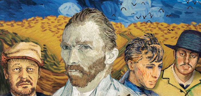 """Trailer Απο Το """"Loving Vincent"""""""
