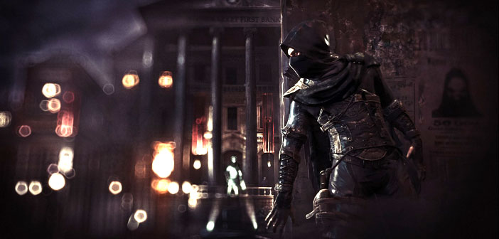 """Η Straight Up Films Απέκτησε Το Videogame """"Thief"""""""