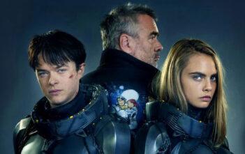 """Πρώτη Ματιά: """"Valerian"""" Του Luc Besson"""