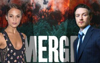"Alicia Vikander & James McAvoy Στο ""Submergence"""