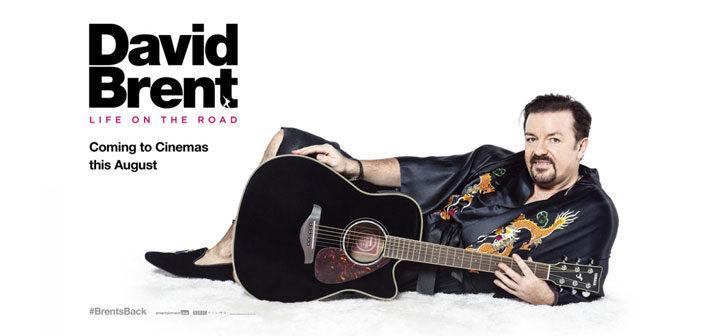 """Πρώτο Trailer Απο Το """"David Brent: Life on the Road"""""""