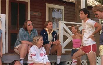 """Το Netflix Ετοιμάζει Το """"Wet Hot American Summer: Ten Years Later"""""""