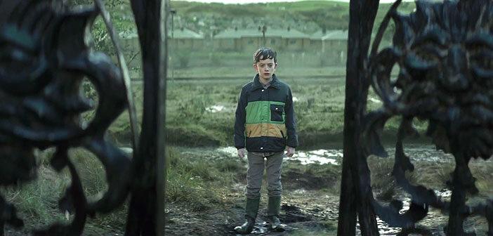 """Νέο Trailer Απο Το """"A Monster Calls"""""""