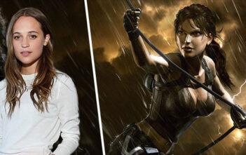 Η Alicia Vikander Είναι Η Νέα Lara Croft