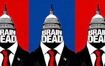 """Πρώτο Trailer Απο Το """"BrainDead"""""""
