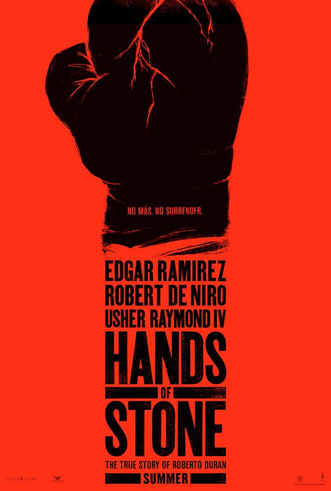 """Πρώτο Trailer Απο Το """"Hands Of Stone"""""""