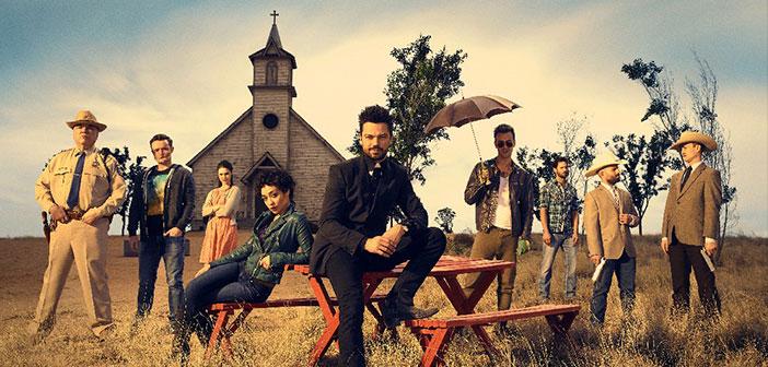 """Νέο Trailer Απο Το """"Preacher"""""""