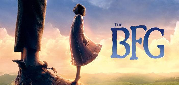 """Νέο Trailer Απο Το """"The BFG"""""""