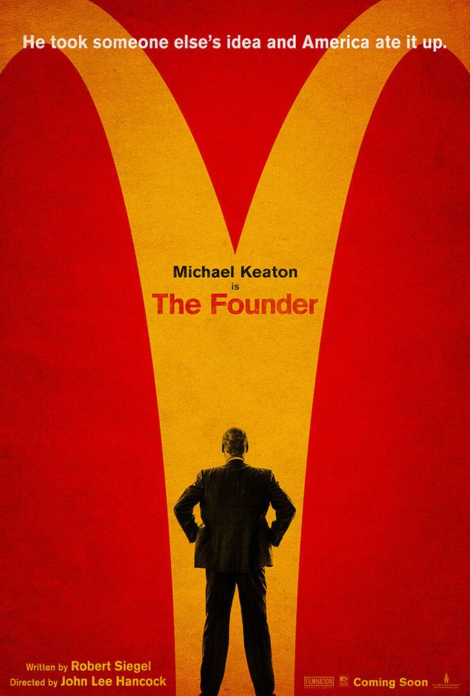 """Πρώτο Trailer Απο Το """"The Founder"""""""