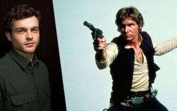 Ο Alden Ehrenreich Είναι Ο Νέος Han Solo