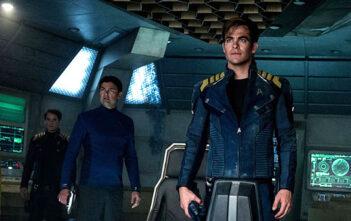 """Νέο Trailer Απο Το """"Star Trek Beyond"""""""