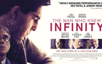 """The Man Who Knew Infinity"""