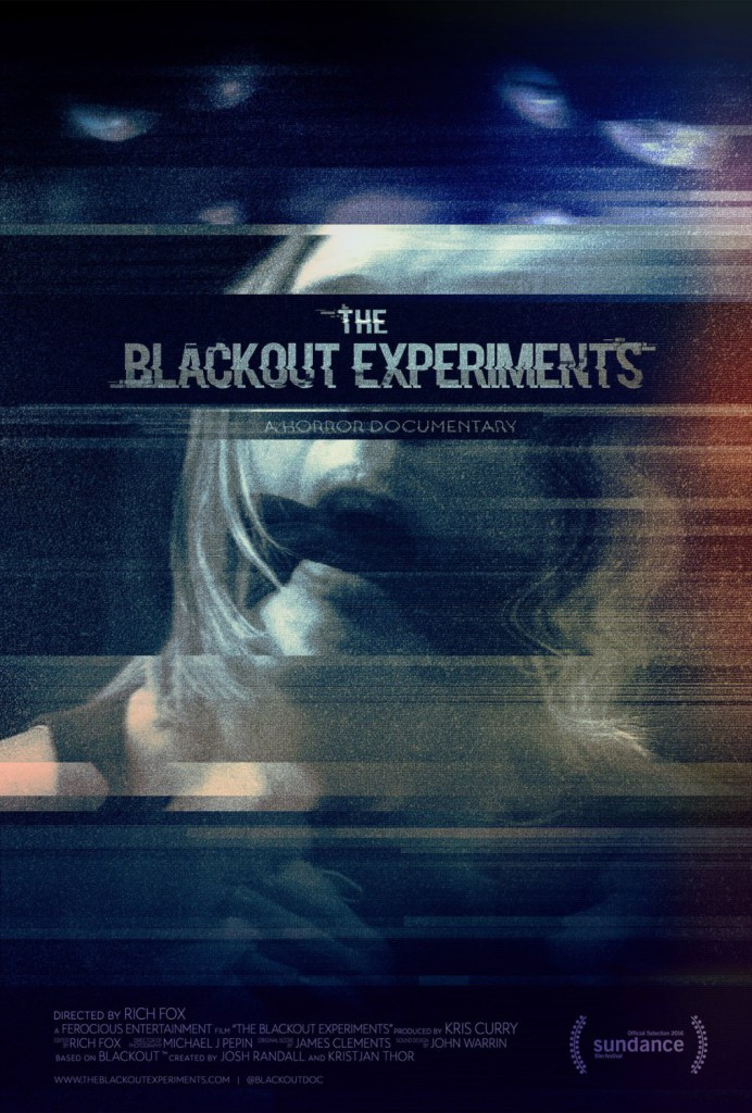 "Πρώτο Trailer Απο Το ""The Blackout Experiments"""
