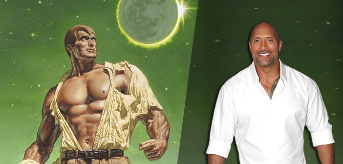 Ο Dwayne Johnson Είναι ο Doc Savage