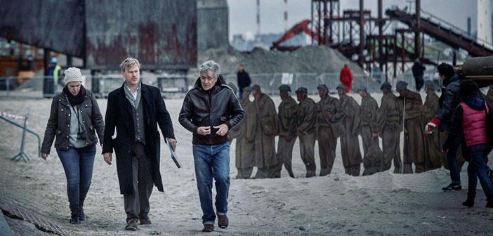 """Πρώτη Ματιά: """"Dunkirk"""" Του Christopher Nolan"""