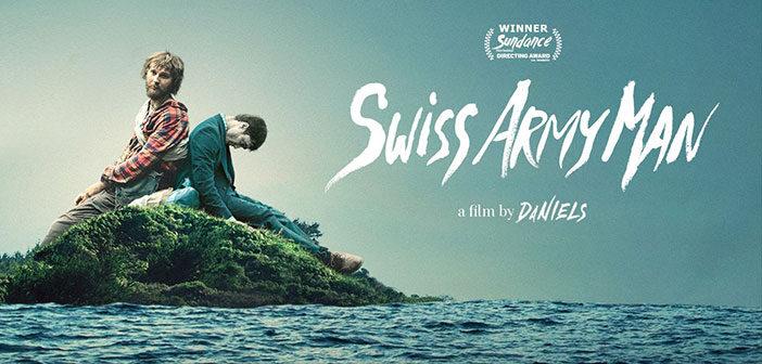 """Νέο Trailer Απο Το """"Swiss Army Man"""""""