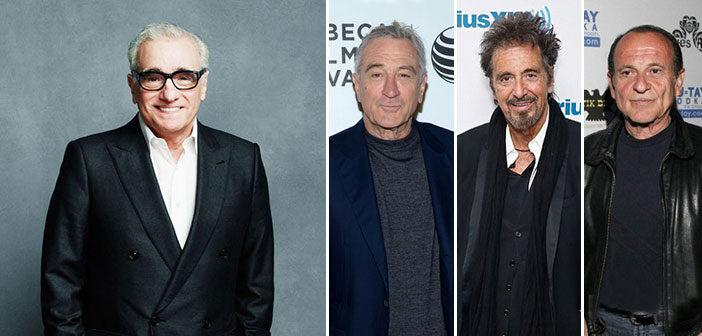 """De Niro, Al Pacino & Joe Pesci Στο """"The Irishman""""?"""