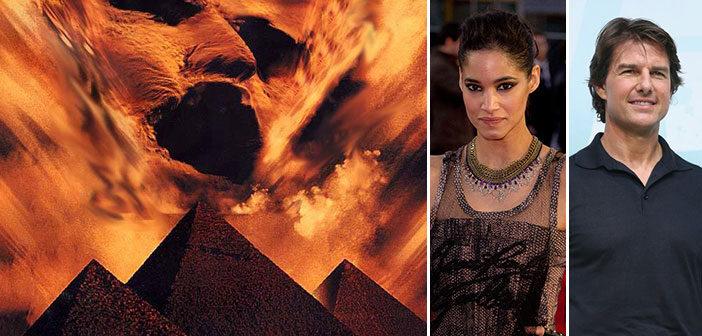 """Πρώτη Ματιά Στο Reboot Του """"The Mummy"""""""