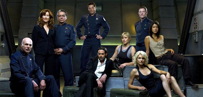 """Η Universal Ετοιμάζει Την Ταινία Του """"Battlestar Galactica"""""""