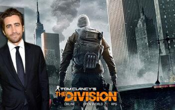 """Ο Jake Gyllenhaal Στο """"The Division"""" Της Ubisoft"""