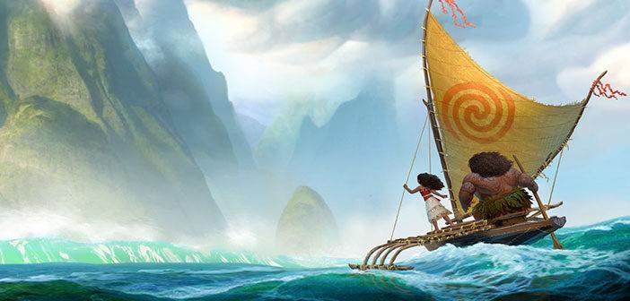 """Πρώτο Trailer Απο Το """"Moana"""" Της Disney"""