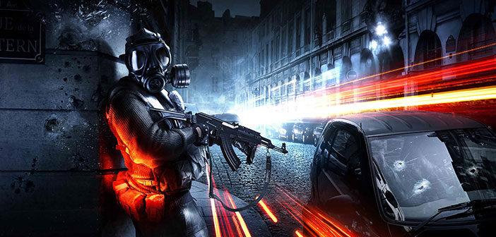 """Το Video Game """"Battlefield"""" Στην Τηλεόραση"""