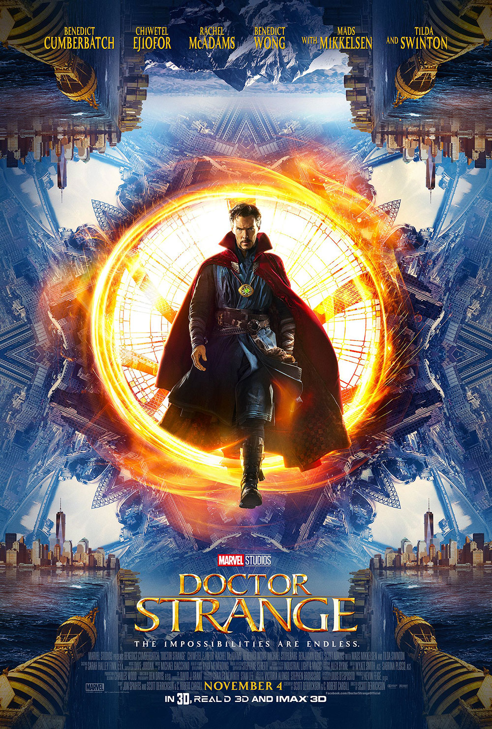 """Νέο Trailer Απο Το """"Doctor Strange"""""""
