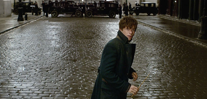 Fantastic Beasts and Where to Find Them – Νέο Comic-Con trailer, για το spin-off του Harry Potter
