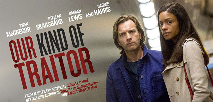 """Our Kind of Traitor"""