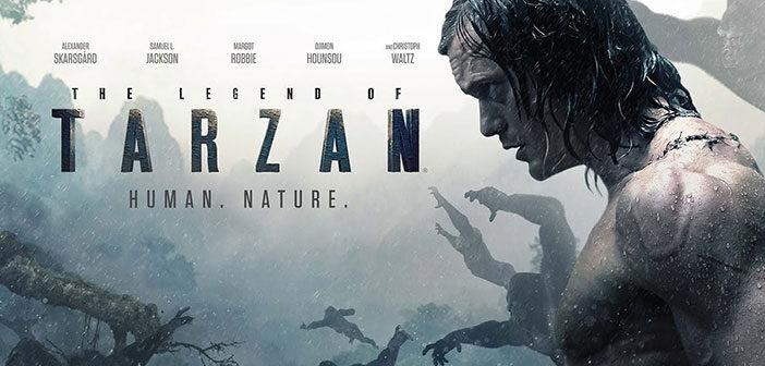 """The Legend of Tarzan"""