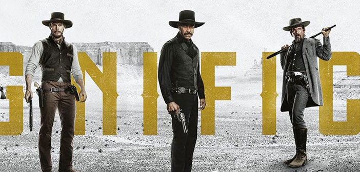 """Νέο Trailer Απο Το """"The Magnificent Seven"""""""